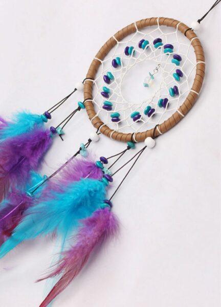 Dream Catcher Achak Turquoise - Détail