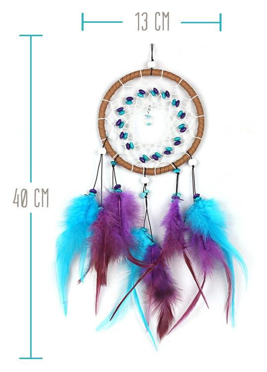 Attrape Cauchemar Achak Turquoise - Taille