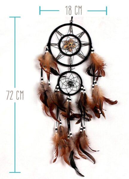 Dreamcatcher Oneida - Taille