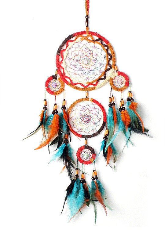 Dreamcatcher Sakari Orange - Taille Sakari Orange - Taille